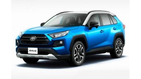 Новинка чехлы для Toyota Rav-4 c 2018