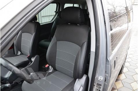 Чехлы для Hyundai H1(пассажир) с 2008