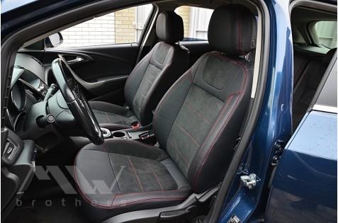 Чехлы для Opel Astra J c 2009
