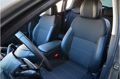 Чехлы для Peugeot 3008 c 2009