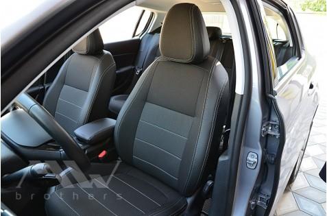 Чехлы для Peugeot 308 II c 2013