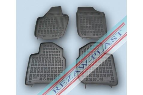 Ковры резиновые для Skoda Rapid c 2012