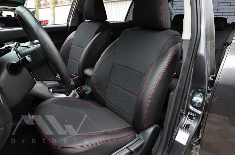 Чехлы для Toyota Auris c 2007