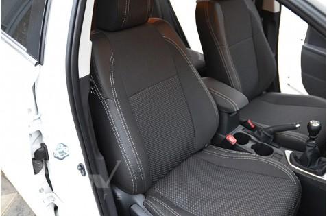 Чехлы для Toyota Auris c 2013