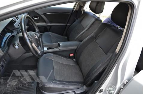 Чехлы для Toyota Avensis III c 2009