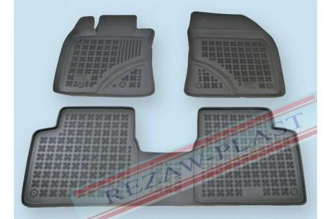 Ковры резиновые для Toyota Avensis III c 2009