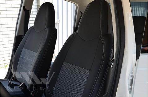 Чехлы для Toyota Aygo c 2005