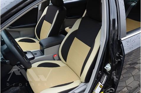 Чехлы для Toyota Camry V 50 c 2012