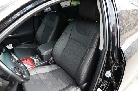 Чехлы для Toyota Camry V50 c 2012