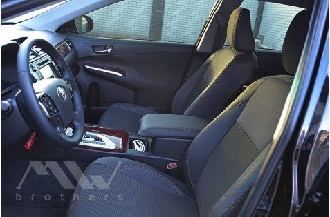 Чехлы для Toyota Camry V 51 c 2014