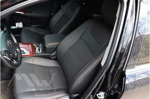 Чехлы для Toyota Camry V51 c 2014