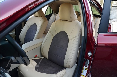 Чехлы для Toyota Camry V 70 c 2017