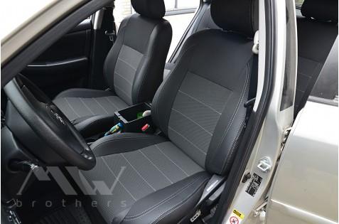 Чехлы для Toyota Corolla (E120) c 2002