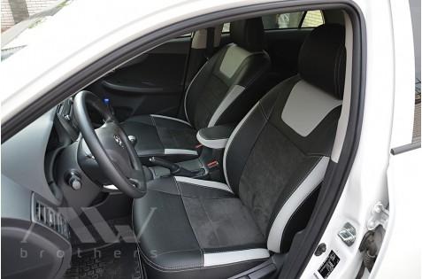 Чехлы для Toyota Corolla c 2007