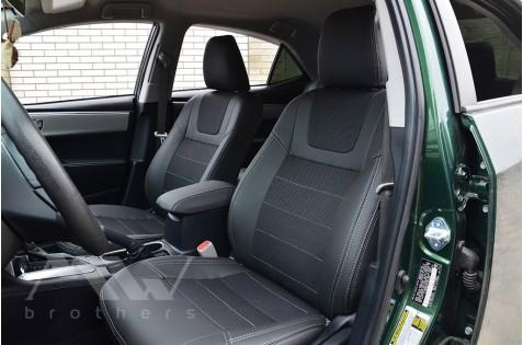 Чехлы для Toyota Corolla E170 (USA) c 2013