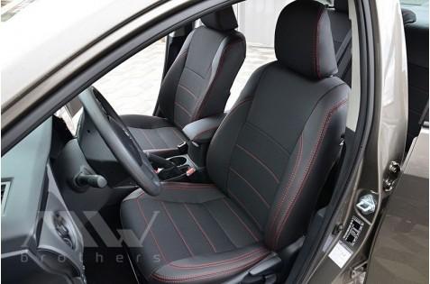 Чехлы для Toyota Corolla c 2013