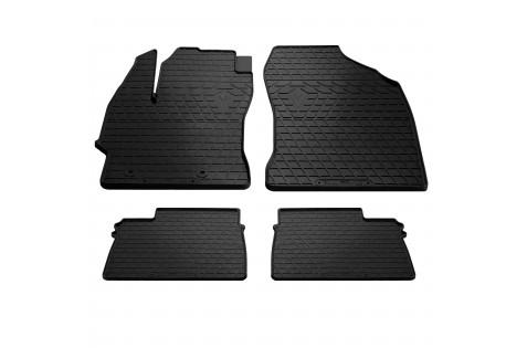 Коврики резиновые для Toyota Corolla (E170) c 2013