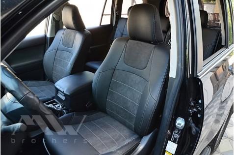 Чехлы для Toyota Land Cruiser Prado 150 c 2017