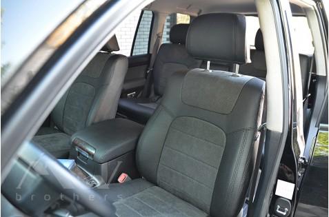Чехлы для Toyota Land Cruiser 200 c 2007