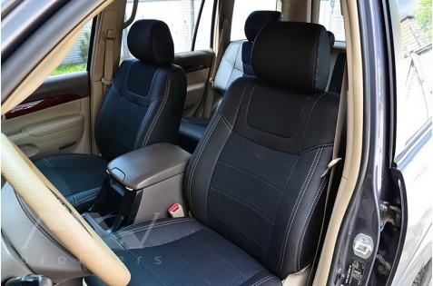 Чехлы для Toyota Land Cruiser Prado 120 c 2003