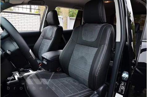 Чехлы для Toyota Land Cruiser Prado 150 c 2009
