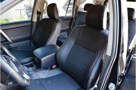Чехлы для Toyota Land Cruiser Prado 150 c 2014