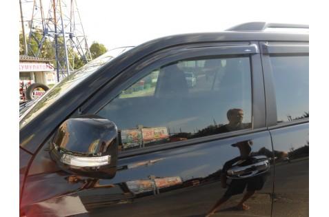 Ветровики для Toyota Land Cruiser Prado 150 c 2013