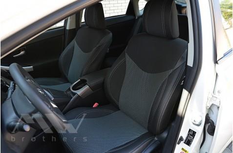 Чехлы для Toyota Prius c 2009