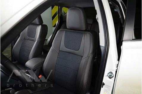 Чехлы для Toyota RAV-4 c 2013