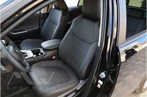 Чехлы для Toyota RAV-4 c 2018