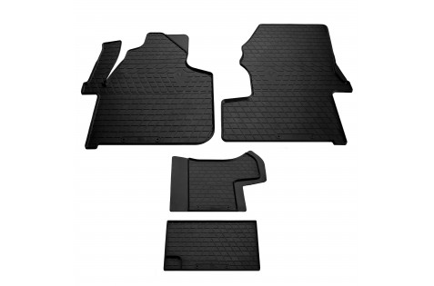 Коврики резиновые для Volkswagen Crafter c 2006