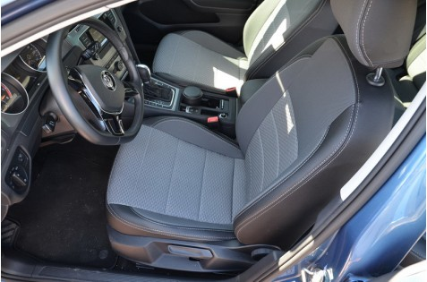 Чехлы для Volkswagen Golf VII c 2013
