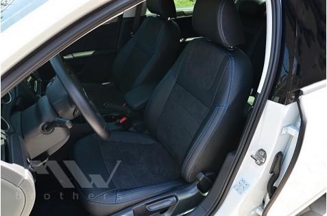 Чехлы для Volkswagen Jetta VI c 2011
