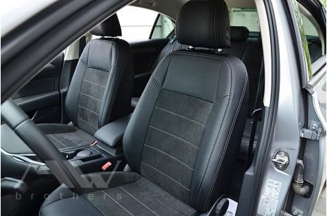 Чехлы для Volkswagen Passat B8 c 2015