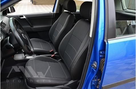 Чехлы для Volkswagen Polo HB c 2002