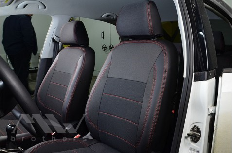 Чехлы для Volkswagen Polo c 2010