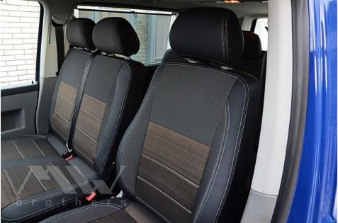 Чехлы для Volkswagen T 6 c 2011
